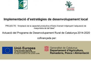 Ajudes projecte europeu estratègies desenvolupament àmbit rural 2014-2020