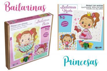 Bailarinas y princesas
