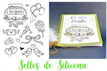 Nuevos sellos de silicona de Viva Decor