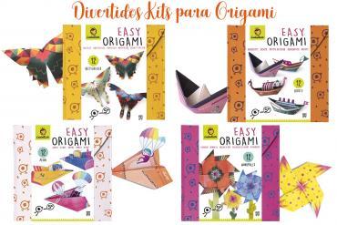 Papiroflexia y Origami