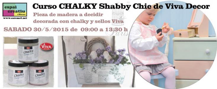 Curso Chalky Vintage de Viva Decor