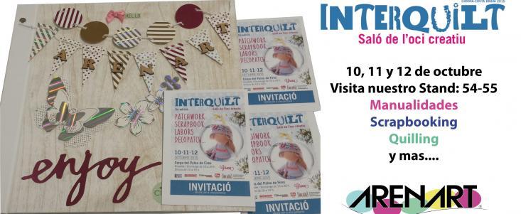 Feria Interquilt Girona 2015
