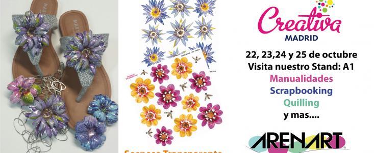 Feria Creativa Madrid Octubre 2015