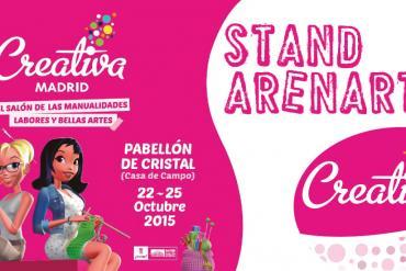 Anem cap a Creativa Madrid!!