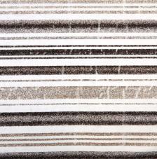 Tissu Moma 37 rollo 30cmx5m - Plateado y negro