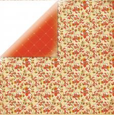 Papel doble cara 30,5 x 30,5 cm. Closet