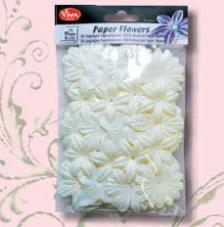 Set 50 Flors de paper