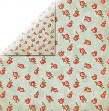 Paper doble cara 30,5 x 30,5 cm. Vitality