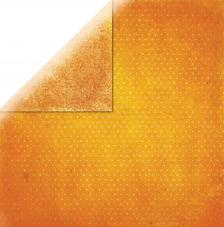 Paper doble cara 30,5 x 30,5 cm. Taronja