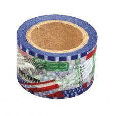 Washi Tape America 30mm rollo 15m