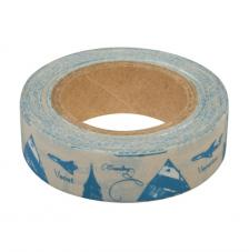 Washi Tape Around the World 15mm 15m