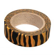 Washi Tape tigre 15mm rollo 15m