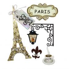 Deco stickers Paris