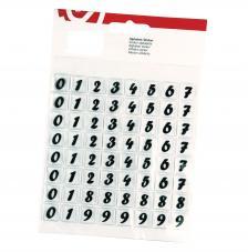 64 números adhesivos. 1,4 cm