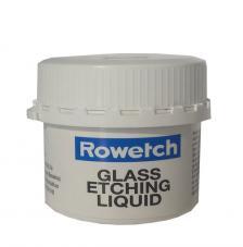 Acido para grabar vidrio Rowetch 100 cc