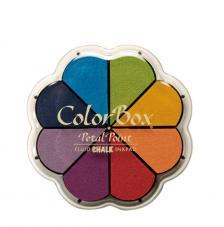 Petalo 8 tintas colorbox secado rapido. Primary