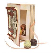 Patro llibre 13x16x4,5 cm