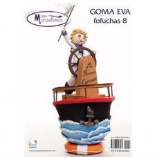 Revista Goma Eva. Fofuchas 8