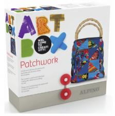 Kit manualidades infantil. Patchwork