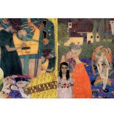 Papel decoupage Klimt 45x32 cm