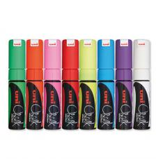 Chalk marker pen Uni Posca 8 mm