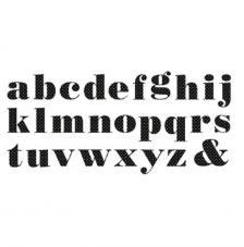 Minc Alfabeto Polka Dots 55 pzas