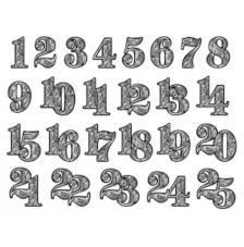 Minc Jumbo Numbers 25 pzas