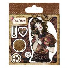Clear Stamp Santoro Willow
