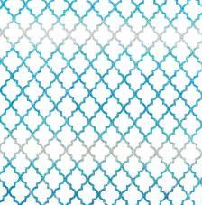 Tissu Elektra 24 rollo 30cmx5m - Azul