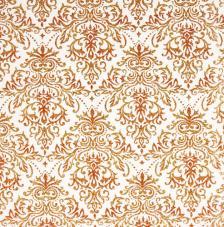 Tissu Traviatta 43 rollo 30cmx5m - rojo y dorado