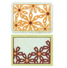 Sizzix Thinlits Set- Flower Cards