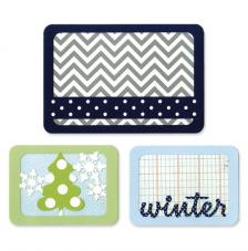 Sizzix Thinlits Die Set- Invierno