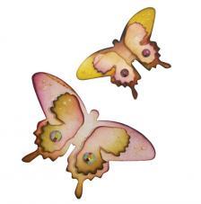 Troquel Sizzix Bigz. Mariposas
