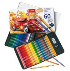 Lápices, ceras y bolígrafos