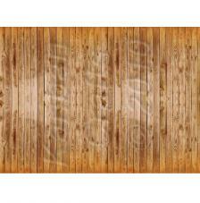 Wooden Fence. Lamina A4