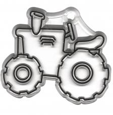 Base acrilica tractor 6x5,5 cm