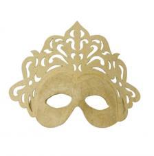 Mascara carnaval 8x23x18 cm. Modelo 786