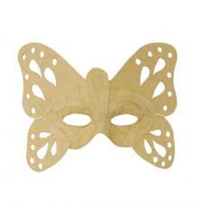 Mascara carnaval 8x23,5x19,5 cm. Modelo 787