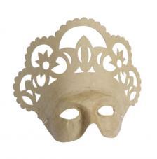 Mascara carnaval 10x26x21,5 cm. Modelo 315