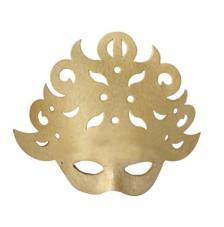 Mascara carnaval 8x25x21 cm. Modelo 333