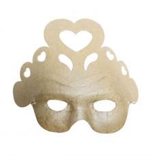 Mascara carnaval 7x19,5x18,5 cm. Modelo 783