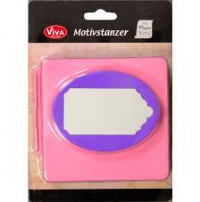 Perforadora tag 4,6 x9 cm