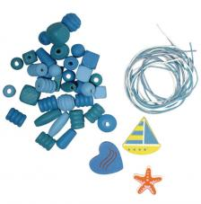 Kit cocktail brazalete azul