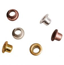 100 Eyelets Redondo 5 mm. Colores 1