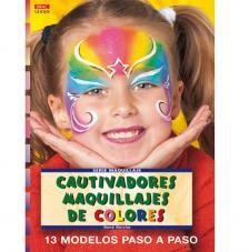 Revista cautivadores maquillajes de colores