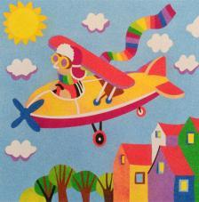 Aviador de Leandro Lamas. 2 medidas disponibles