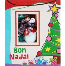 Memory Arbre Bon Nadal. 25x30 cm