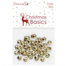 Cascabeles Oro Christmas Basics