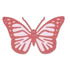 Sizzix Thinlits - Vintage Butterfly