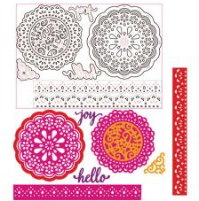 Sizzix Thinlits - Hello Doily